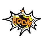 Aplique Decoupage 7x7cm Boom LMAM-022 - Litocart