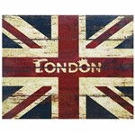 Aplique Decoupage Litocart LMAPC-426 em Papel e MDF 10cm London