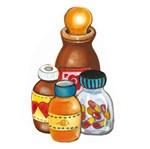 Aplique Decoupage Recorte Mdf Remédios Lmapc-397 - Litocart