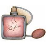 Aplique Madeira e Papel Perfume Lmapc-188 - Litocart