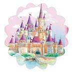 Aplique Mdf Decoupage Castelo das Princesas Lmapc-340 - Litocart