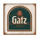 Aplique Mdf Decoupage Rótulo de Cerveja Gatz Lmapc-370 - Litocart