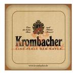 Aplique Mdf Decoupage Rótulo de Cerveja Krombacher Lmapc-369 - Litocart