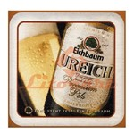 Aplique Mdf Decoupage Rótulo de Cerveja Ureich Lmapc-368 - Litocart
