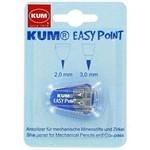 Apontador - Afia Minas 2 e 3mm Alemão Kum Easy Point