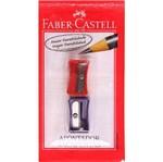 Apontador Simples - 2 Unidades - Faber-Castell