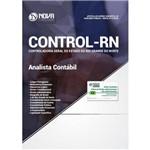 Apostila Concurso Control Rn 2019 - Analista Contábil