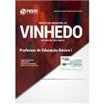 Apostila Concurso Vinhedo Sp 2019 - Professor Ed Básica 1