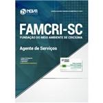 Apostila Famcri-sc 2018 - Agente de Serviços
