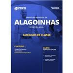 Apostila Pref de Alagoinhas Ba 2019 Auxiliar de Classe