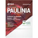 Apostila Pref de Paulínia-SP 2018 Prof de Educação Básica I