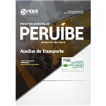 Apostila Prefeitura de Peruíbe Sp 2018 Auxiliar Transporte