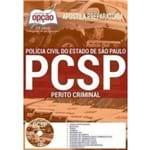 Apostila Preparatória Pc Sp - Perito Criminal