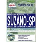 Apostila Suzano Sp 2019 Oficial Controle Animais