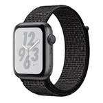 Apple Watch Nike+, 44 Mm, Alumínio Cinza Espacial, Pulseira Esportiva Nike Loop Preta e Fecho Ajustá