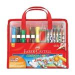 Aprendendo a Colorir Creativity For Kids Faber-Castell