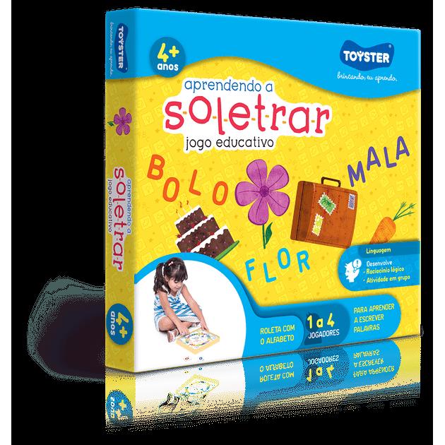Aprendendo a Soletrar