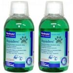 Aquadent Solução Oral 250ml - Kit 2 Unidades