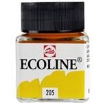 Aquarela Ecoline 30ml Amarelo Limão (Primario) 205 Talens
