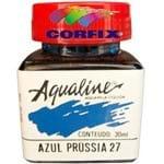 Aquarela Liquida Corfix Aqualine 030 Ml Azul Prussia 20030.27