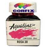 Aquarela Liquida Corfix Aqualine 030 Ml Rosa 20030.38
