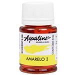Aquarela Liquida Corfix Aqualine 037 Ml Amarelo 200376-3