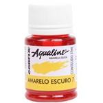 Aquarela Liquida Corfix Aqualine 037 Ml Amarelo Escuro 200376-7