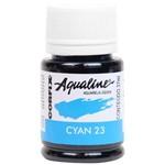 Aquarela Liquida Corfix Aqualine 037 Ml Cyan 200376-23