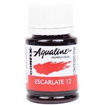 Aquarela Liquida Corfix Aqualine 037 Ml Escarlate 200376-12