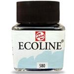 Aquarela Liquida Talens Ecoline 030 Ml Azul Pastel 1125 580