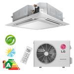 Ar Condicionado Cassete Inverter LG 17.000 BTU/h Quente/Frio 220V - AT-W18GPLP0