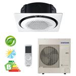 Ar Condicionado Cassete Samsung Digital 360º Inverter 35.000 BTU/h Quente/Frio 220V - AC036MNPKH