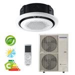 Ar Condicionado Cassete Samsung Digital Inverter 360º 46.000 BTU/h Quente/Frio 220V - AC048MNPKH/AZ