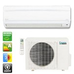Ar Condicionado Split Hi Wall Daikin Inverter Advanced 21.000 Btus 220v Q/F
