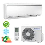 Ar Condicionado Split Hi-Wall Samsung Digital Inverter 11.500 BTU/h Frio 220V - 8 Polos AR12NVFPCWKNAZ