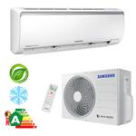Ar Condicionado Split Hi-Wall Samsung Digital Inverter 18.000 BTU/h Frio 220V AR18KVSPSGMNAZ