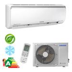 Ar Condicionado Split Hi-Wall Samsung Digital Inverter 24.000 BTU/h Frio 220V - 8 Polos AR24MVSPBGMNAZ