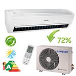 Ar Condicionado Split Hi-Wall Samsung Inverter Wind Free 9.000 BTU/h Quente/Frio 220v - AR09NSPXBWKNAZ