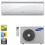Ar Condicionado Split Hi Wall Samsung Smart Inver 24.000 Btu/H 220 Q/F
