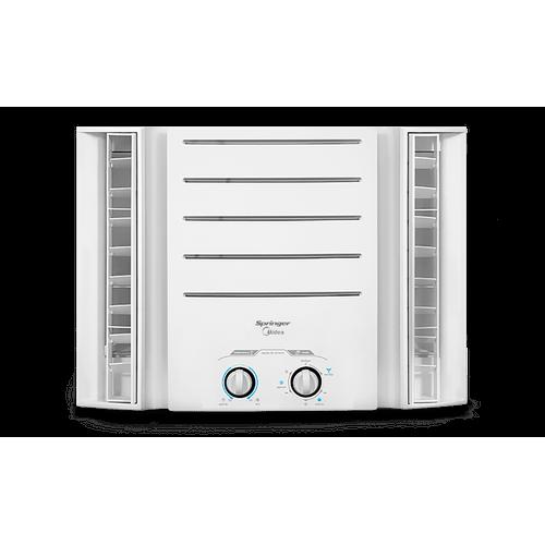 Ar-Condicionado Springer Midea, 10.000 BTUs, Janela - QCI105BB - 220V