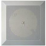 Arandela Quadrada Plastica 6´´ Ludovico