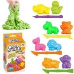 Areia Divertida Pocket Animais Sortidos Dm Toys