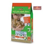 Areia Sanitária Cats Best Okoplus 17,2kg