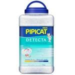 Areia Sanitária Detecta Pipicat - 1,6 Kg