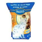 Areia Sanitária para Gatos Chalesco Cristais de Sílica 1,8kg