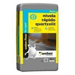 Argamassa Quartzolit 20kg Nivela Rapido