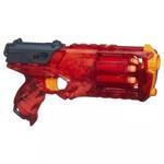 Arma de Brinquedo Nerf Strongarm Sonic Fire Serie Limitada