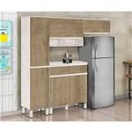 Armario Cozinha 8 Portas e 2 Gavetas Dubai Plus