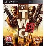 Army Of Two The 40th Day - Ps3