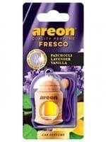 Aromatizante para Carros Areon Fresco Patchouli Lavender Vanilla (Lavanda) 968140